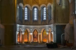 L'abside interna