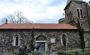 La Chiesa Ruzica