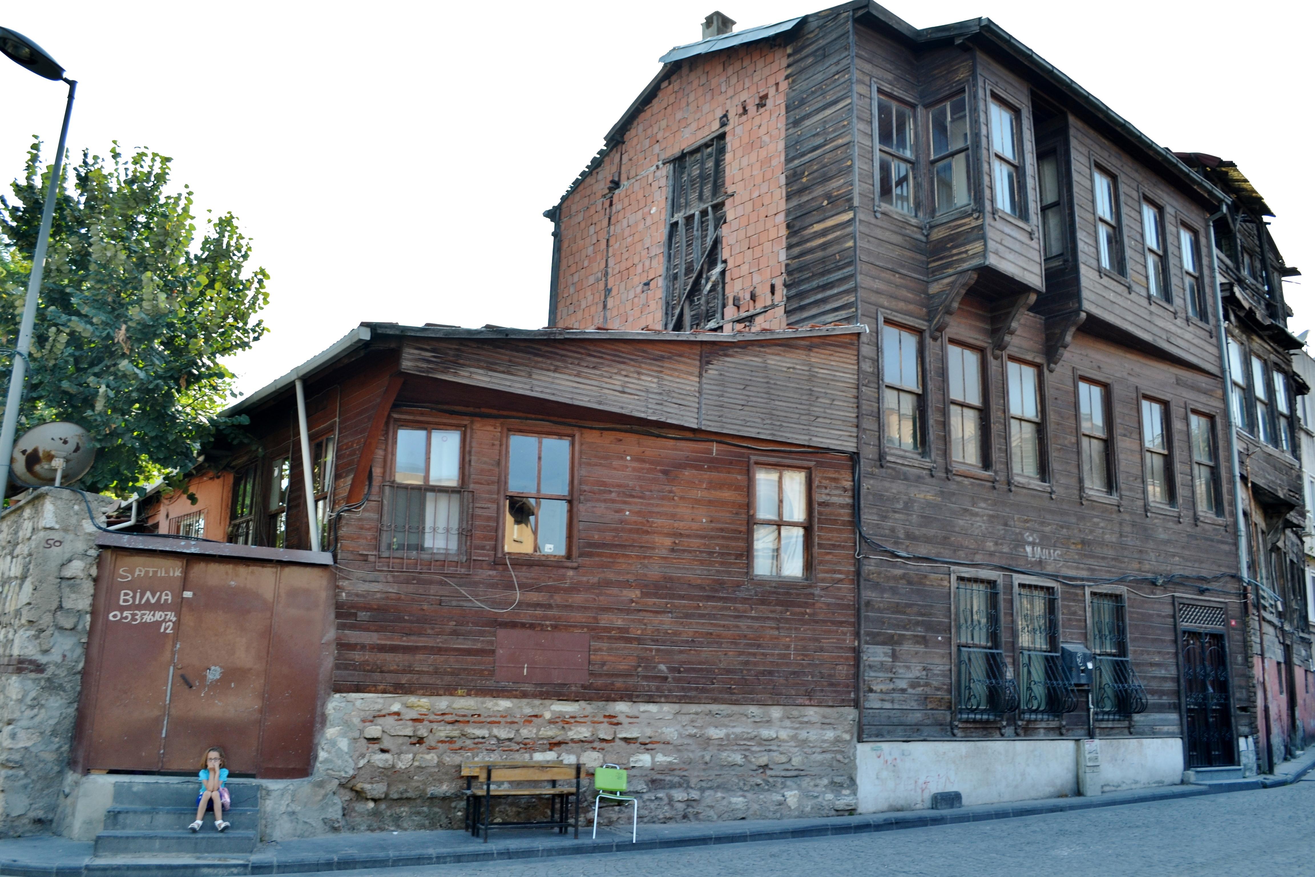 Case In Legno Problemi le case di legno ottomane a zeyrek   ritagli di viaggio