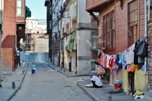 Il quartiere popolare di Zeyrek