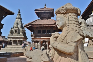 Bhaktapur com'era