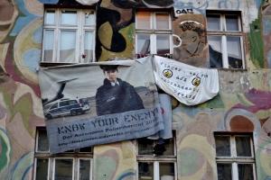 Case occupate a Friedrichshain