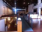 Gli spazi espositivi del Cid di Torviscosa