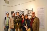 Con Leonardo Barattin e alcuni compagni di viaggio